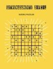 Extremadamente difícil Sudoku Puzzles: Solo para personas inteligentes, solución al final del libro. Cover Image