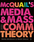 McQuail's Media and Mass Communication Theory Cover Image