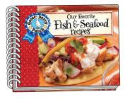 Our Favorite Fish & Seafood Recipes Cookbook (Our Favorite Recipes Collection) Cover Image