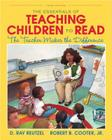 The Essentials of Teaching Children to Read: The Teacher Makes the Difference Cover Image