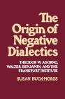 Origin of Negative Dialectics Cover Image