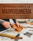 Introducción a la Marroquinería: Guía para principiantes sobre el proceso de confección en cuero, consejos y técnicas Cover Image