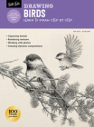 Drawing: Birds: Learn to draw step by step (How to Draw & Paint) Cover Image