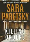 Killing Orders (V.I. Warshawski Novels) Cover Image