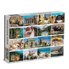 Vacation Cats 1500 Piece Puzzle Cover Image