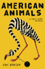 American Animals: A True Crime Memoir Cover Image