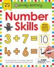 Wipe Clean Workbook: Number Skills (enclosed spiral binding) (Wipe Clean Learning Books) Cover Image