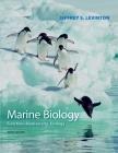 Marine Biology Cover Image