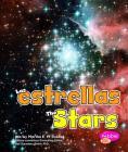Las Estrellas/The Stars (Pebble Plus Bilingue/Bilingual: En El Espacio/Out of Space (Library)) Cover Image