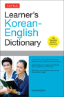 Tuttle Learner's Korean-English Dictionary: The Essential Student Reference Cover Image