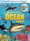 Creature Close-Up: Ocean Animals (Creature Close Up) Cover Image