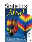 Statistics Alive! Cover Image