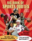 Big Book of Sports Quotes Cover Image