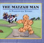 The Matzah Man: A Passover Story Cover Image