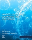 Nanocellulose Based Composites for Electronics (Micro and Nano Technologies) Cover Image