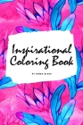 Inspirational Coloring Book for Young Adults and Teens (6x9 Coloring Book / Activity Book) Cover Image
