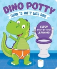 Dino Potty: Learn to Potty Wit Cover Image