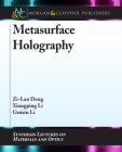 Metasurface Holography Cover Image