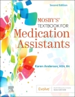 Mosby's Textbook for Medication Assistants Cover Image