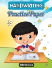Handwriting Practice Book: Letter tracing A to Z for Preschool and Toddlers, Activity book, Learn Alphabet letters Cover Image