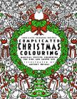Complicated Christmas - Colouring Book: Magical Festive Colouring for Adults and Children (Complicated Colouring) Cover Image