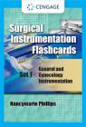Surgical Instrumentation Flashcards Set 1: General and Gynecological Instrumentation Cover Image
