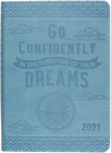 2021 Go Confidently Artisan Weekly Planner Cover Image