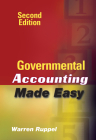 Governmental Accounting Made Easy Cover Image
