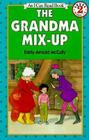 The Grandma Mix-Up (I Can Read Level 2) Cover Image