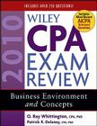 Wiley CPA Exam Review 2010, Business Environment and Concepts Cover Image