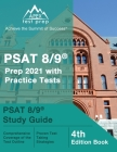PSAT 8/9 Prep 2021 with Practice Tests: PSAT 8/9 Study Guide [4th Edition Book] Cover Image