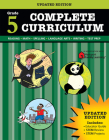 Complete Curriculum: Grade 5 (Flash Kids Harcourt Family Learning) Cover Image