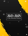 2021-2025 Monthly Planner: 5 Years (January 2021-December 2025), 60 Month Planner, Monthly Calendar, Yearly Schedule Organizer, High-Quality Matt Cover Image