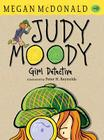 Judy Moody, Girl Detective Cover Image