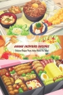 Anime Inspired Recipes: Delicious Recipes From Anime Movie You Want: Anime Cookbook Cover Image