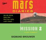 Mission 2: Alien Pursuit (Mars Diaries #2) Cover Image
