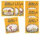 Jolly Phonics Workbooks Set Cover Image