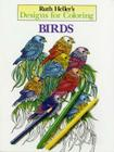 Designs for Coloring: Birds Cover Image