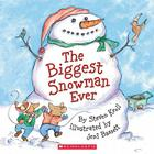The Biggest Snowman Ever [With Paperback Book] Cover Image