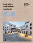 German Architecture Annual 2018 Cover Image