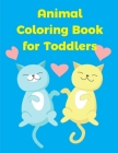 Animal Coloring Book for Toddlers: picture books for seniors baby Cover Image