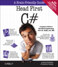 Head First C#: A Learner's Guide to Real-World Programming with C#, Xaml, and .Net Cover Image