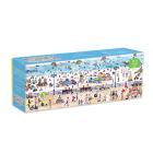 Michael Storrings Summer Fun 1000 Piece Panoramic Puzzle Cover Image