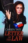 Letter of the Law (Lone Star Law) Cover Image