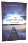 NIV, Gospel of John, Reader's Edition, Paperback Cover Image