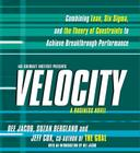 Velocity: Combining Lean, Six Sigma and the Theory of Constraints to Achieve Breakthrough Performance - A Business Novel Cover Image