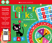 Letter Links: Scholastic Early Learners (Learning Game) Cover Image