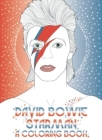 David Bowie: Starman: A Coloring Book Cover Image