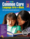 Common Core Language Arts and Math, Grade 2 (Spectrum) Cover Image