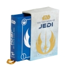 Star Wars: The Tiny Book of Jedi (Tiny Book): Wisdom from the Light Side of the Force Stuffer Cover Image